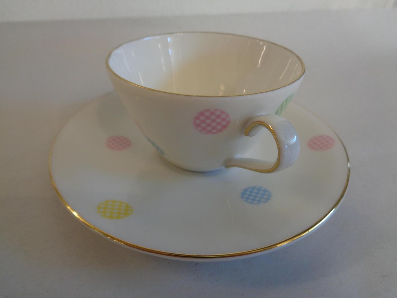 Porcelain Demi-Tasse