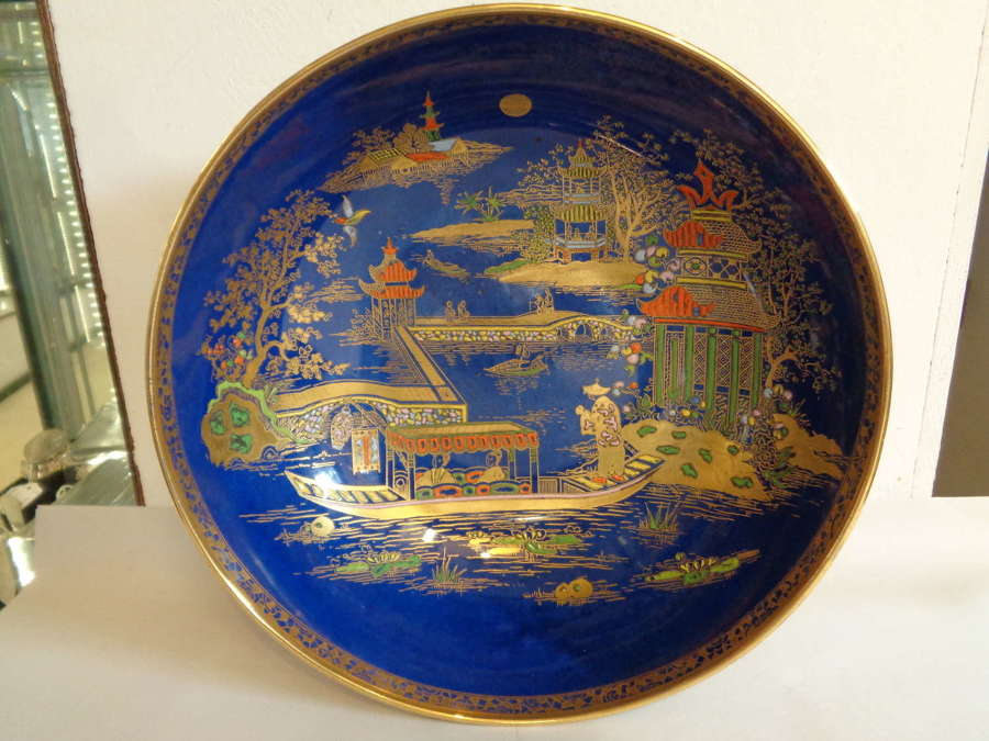 Carlton Ware Chinese 'Pagoda' Pattern Bowl