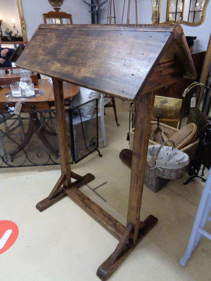 19th Century Tall Saddle Rack
